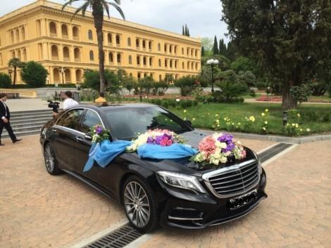 Прокат авто на свадьбу в Краснодаре