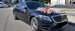 Как подобрать и украсить автомобиль на свадьбу