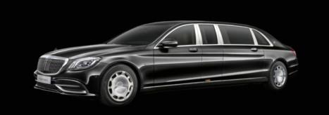 Maybach – эталонный лимузин