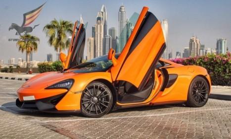 Секреты аренды автомобиля в ОАЭ